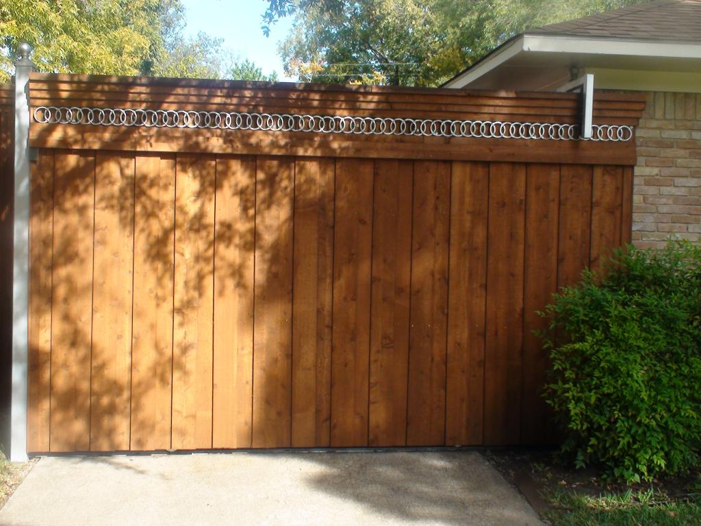 home fence max texas