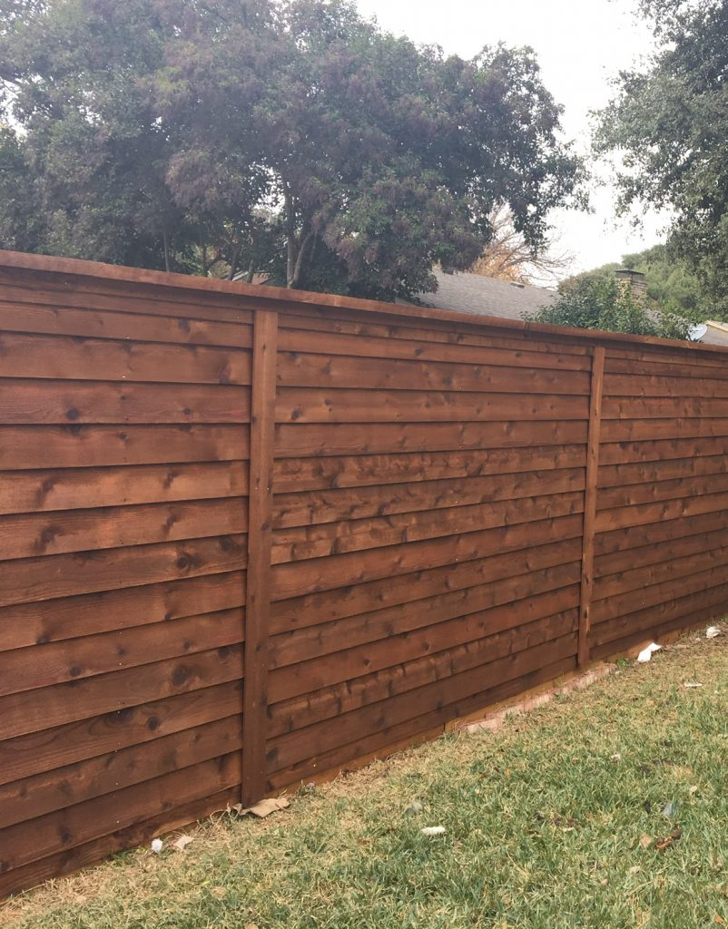 Wood Fences Installation Amp Construction Fence Max Texas