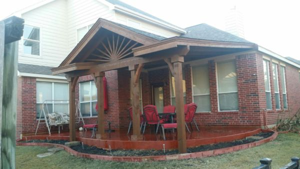 430 - Patio cover