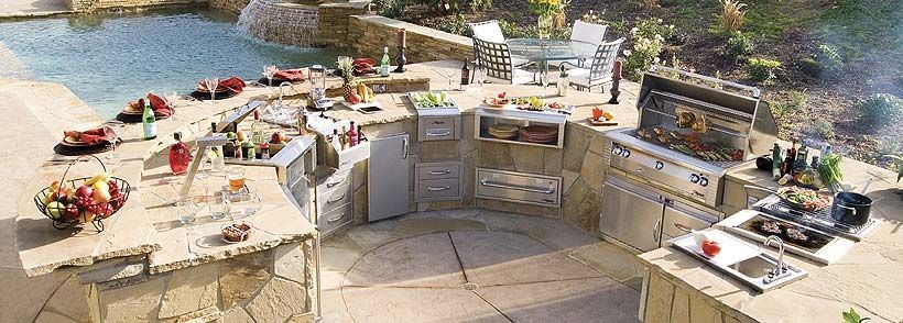 601 Outdoor Kitchen