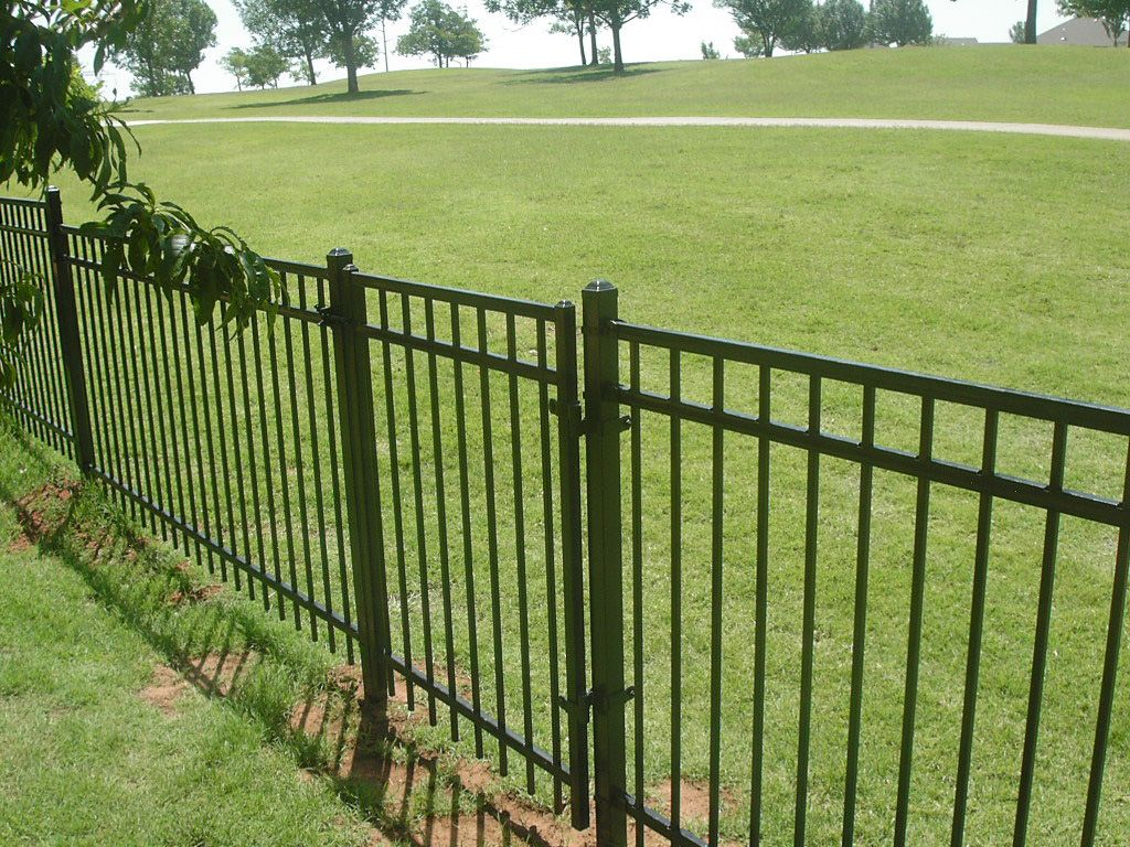 Iron fences fence max texas
