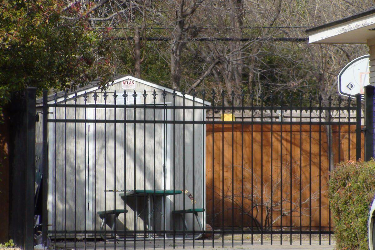 610 - Iron Gate 6'